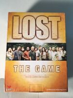 Lost the Game Out of Print 2006 Retired RPG TV Series Board Game Cardinal NEW P1
