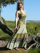 Femme Dos Nu Robe Longue ethnique boho hippie festival FREE Taille 8-14