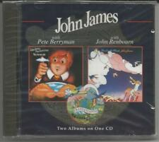 "JOHN JAMES""Sky in my Pie/Head in the Clouds"" 2 Albums on 1 CD - 1996 NEU/OVP"