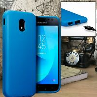 Samsung Galaxy J3 2017 Version Case   Precision Moulded Cover High Density Blue
