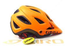 Giro Montaro MIPS Matte Deep Orange Black Medium