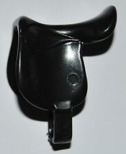 64614 Silla montar caballo 3ªgen negra 1u playmobil,horse,saddle,3rd g