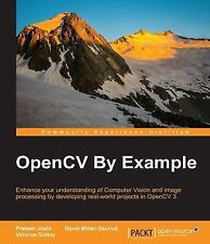 Opencv by Example (Paperback or Softback)