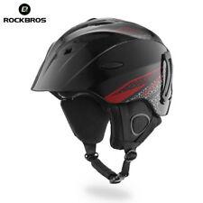 ROCKBROS Ski Snowboard Skate Helmet Downhill Skiing Integrated Size XL 61-63cm