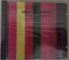 Samplography - Pete Gleadall (Pet Shop Boys MD) - Rare Sample Library