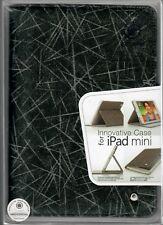 GGMM Innovative Case for iPad Mini Anywhere-M Black & White Canvas & Microfiber