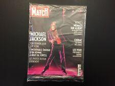 Michael Jackson - Paris Match Magazine November 2009 - Brand New & Uncirculated