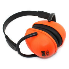 3M Over-The-Head EarMuffs Folding Safety Hearing Sound Noise Protection 23dB NRR
