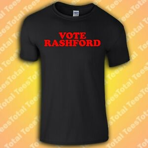 Vote Rashford TShirt | Marcus Rashford | MUFC | Manchester United | School meals