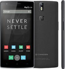 OnePlus One - 64GB - Sandstone Black (Unlocked) Smartphone