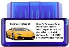 Stage 20 Tuner Chip Power Performance [ Add 195 HP/5 MPG ]  Toyota
