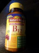 3000mcg B12 Sublingual Cherry Flavor Cellular Energy 40 Micro Lozenges 05/20