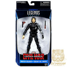 "WINTER SOLDIER - Marvel Legends 6"" Captain America Civil War WALMART EXCLUSIVE"