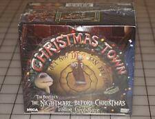 """Nightmare Before Christmas Trading Card Game """"Christmas Town""""  36 Pack Box New"""