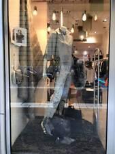 COP COPINE HIVER 2017-2018 : pantalon en jacquard stretch modèle DISEGNO 42 BLAN