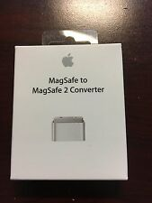 NEW UNOPENED - Genuine Apple MagSafe to MagSafe 2 Converter MD504LL/A