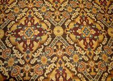 Heston Bark Brown Multicolored Southwest Tapestry Chenille Upholstery Swavelle M