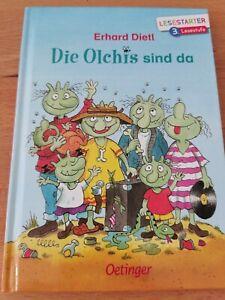 Die Olchis sind da Lesestufe 3