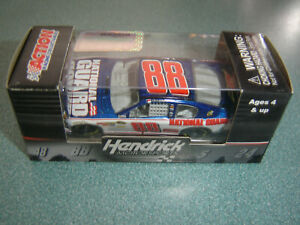 Dale Earnhardt Jr. #88 NATIONAL GUARD / AMP ENERGY CHEVY 1/64 NASCAR 2011 ACTION