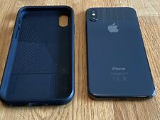 Apple iPhone X - 256GB - Space Grey (Unlocked) A1901 (GSM)