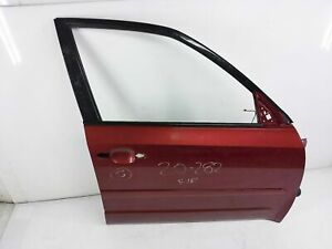 2009 2010 Subaru Forester Front Passenger Right Door Shell 60009Sc0019p Red