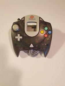 Sega Dreamcast Controller Clear Black ☆ AUTHENTIC ☆