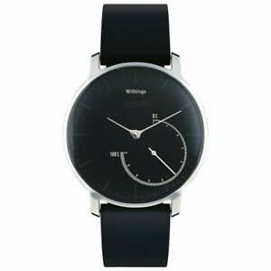 Withings Activite Steel - Activity & Sleep Tracking Watch 36mm (New)