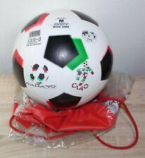 Italia 90 Soccer Ball Size 5 Ciao Mondo made in Italy with bag new rare Original