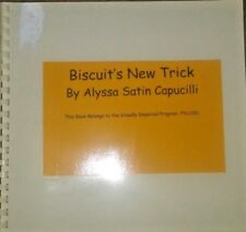 Biscuit's New Trick by Alyssa Capucilli - in Braille for the Blind Children