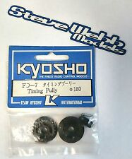*RARE*VINTAGE* Kyosho FD7 FD-7 Timing Pulley, RS200, Peugeot 405