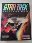 1992 Star Trek The Screen Saver w/ 2 Floppy Disks windows 3.0 or Higher Berkeley