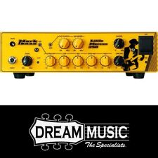 Markbass Little Marcus 250 Marcus Miller Signature 250w Bass Amp Head