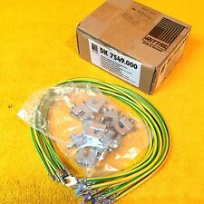 ***NEW*** BOX OF (10) RITTAL DK 7549.000 EARTH RAIL EXTENSION KITS