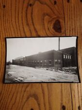 Consolidated Cigar And Tobacco Factory.  1928 Lancaster PA Vintage Photograph.
