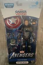 Marvel  Legends Captain America Figure Abomination BAF NEW Avengers Gamerverse