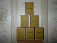 Crabtree&Evelyn VERBENA and LAVENDER 0.9 oz each (6-PACK)