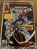 Amazing Spider-man #210, VF- 7.5, 1st Appearance Madame Web
