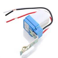 Interruttore Sensore Crepuscolare Mini da 10A 220V Per Lampade Faro Faretto LED