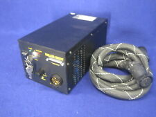 Melles Griot Power Supply 400-K03, cable and key for laser head 643