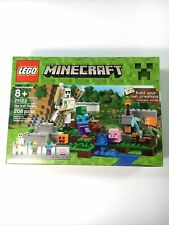 2 x lego minecraft 37057 square pattern plate tile 1x1 squares pattern nine new