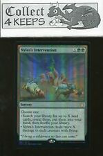 Nylea's Intervention Promo Pack Foil Theros Beyond Death Rare Near Mint