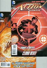 Action Comics #10, #11, #12, #13, #14, #15, #16 and #17 Superman