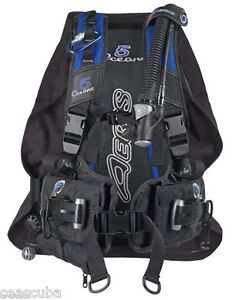 Brand New  AERIS by Oceanic  5 OCEANS bcd,Small