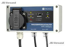 Wasserdifferenzschalter Füllstandsregler Füllstandssensor WPS3P Pegelschalter
