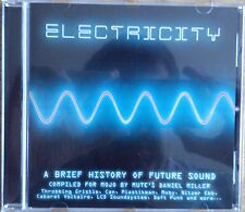 Mojo Magazine - Electricity: A Brief History Of Future Sound (CD 2012)