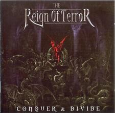 REIGN OF TERROR cd conquer Yngwie J. Malmsteen