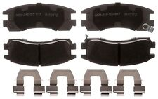 Disc Brake Pad Set-Ceramic Disc Brake Pad Rear ACDelco Advantage 14D508CHF1