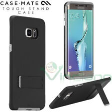 Custodia Tough Stand CASE.MATE pr Samsung Galaxy S6 Edge+ Plus G928F Nero/Grigio