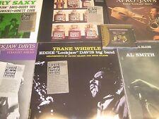 EDDIE LOCKJAW DAVIS COLLECTION REMASTERED BY PHIL DE LANCIE 1990 + MFSL CD+BONUS