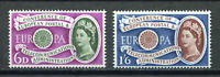S10281) Great Britain 1960 MNH Europa 2v